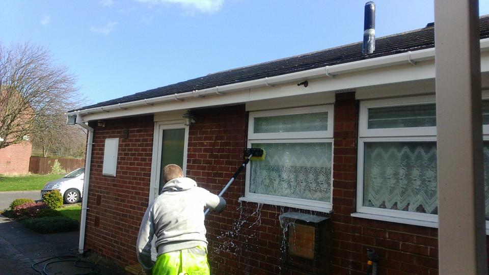 upvc cleaning Washington