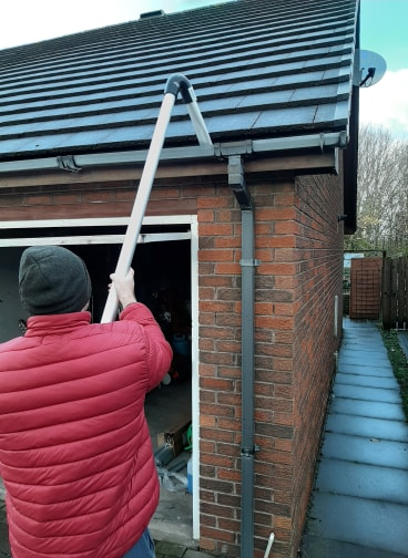 upvc Gutter Cleaning North Shields