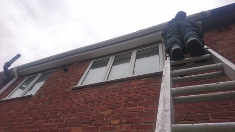 upvc Gutter Cleaning Washington