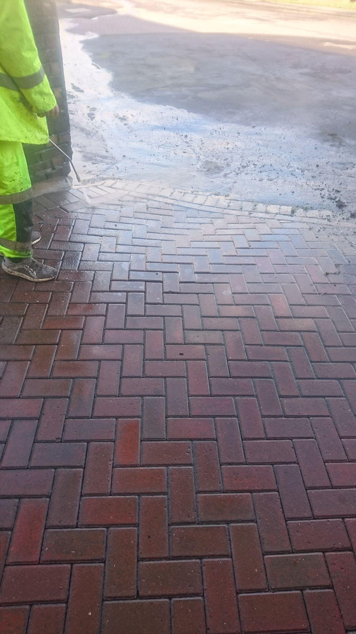 Pressure Cleaning North Shields